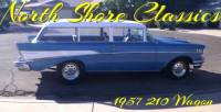 1957 Chevrolet 210 Wagon Solid Vehicle