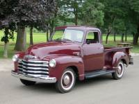 1949 Chevrolet 3100 -CLASSIC 5 WINDOW SHORT BED- PICK-UP TRUCK-