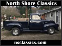 1952 Chevrolet 3100 TRI POWER 5 WINDOW PICKUP UP WITH NEW CUSTOM INTERIOR