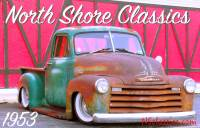 1953 Chevrolet 3100 RESTORED PATINA ON AIR RIDE-SEE VIDEO'S