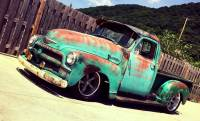 1954 Chevrolet 3100 -PATINA SHOP TRUCK ON S10 CHASSIS- SEE VIDEO