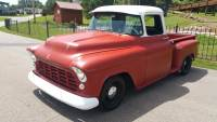 1955 Chevrolet 3100 -2ND GENERATION TASK FORCE ALL STEEL PICK UP TRUCK-