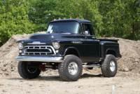 1957 Chevrolet 3100 -FRAME OFF RESTORED-CUSTOM 4X4 STEPSIDE- SEE VIDEO