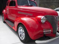 1939 Chevrolet 5 Window Coupe Restomod