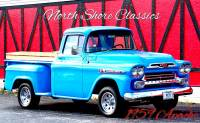 1959 Chevrolet Apache FRAME OFF PRISTINE RESTORED CONDITION-SEE VIDEO