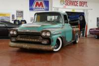 1959 Chevrolet Apache -RAT ROD PATINA TENNESSEE CUSTOM RARE PICK UP-SEE VIDEO