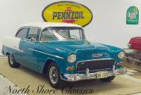 1955 Chevrolet Bel Air SHOWROOM CONDITION-HIGH END 6 FIGURE BUILD-