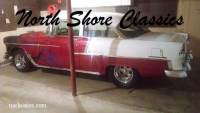 1955 Chevrolet Bel Air - PRO-STREET- WARNING: DRIVES VERY FAST -