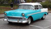 1956 Chevrolet Bel Air RUNNING/DRIVING PROJECT BEL AIR-SOUTHERN CAR-EASY FINANCING-SEE VIDEO