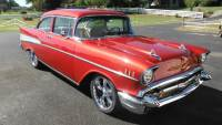 1957 Chevrolet Bel Air Frame Off Restored 1957 Chevy Bel Air PRO TOURING