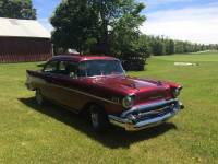 1957 Chevrolet Bel Air GORGEOUS CANDY RED BEL AIR! NEEDS NOTHING!