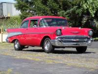 1957 Chevrolet Bel Air RESTORED BODY-NEW PAINT-NICE TRI FIVE CHEVY-SEE VIDEO