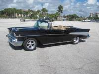 1957 Chevrolet Bel Air PRO TOURING CONVERTIBLE-FREE SHIPPING