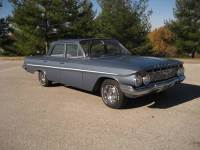 1961 Chevrolet Bel Air NUMBERS MATCHING CRUISER-FREE SHIPPING