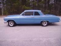 1962 Chevrolet Bel Air 2 door post