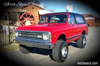 1970 Chevrolet Blazer -4X4- 3 DOOR WAGON- 2016 RESTORED -