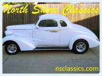 1937 Chevrolet Business Coupe - GET IN AND GO! - ALL POWER CLASSIC-