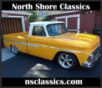 1964 Chevrolet C10 -NICE WOOD BED WITH CUSTOM BOX- 4SPEED-