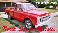 1969 Chevrolet C10 -SHORT BED PICKUP-