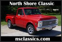 1972 Chevrolet C10 -STEPSIDE- CLASSIC PICK UP TRUCK-SEE VIDEO