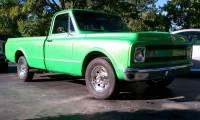 1969 Chevrolet C20 NEW PAINT-CLEAN TRUCK