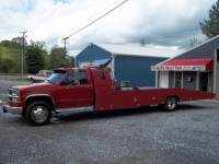 1994 Chevrolet C3500 HD-CAR HAULER-RAMP/TOW TRUCK-FLATBED FROM VIRGINIA