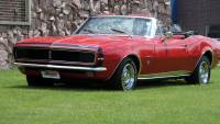1967 Chevrolet Camaro RS-FRAME OFF CONVERTIBLE RESTORED-NUMBERS MATCHING-SEE VIDEO