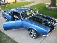 1967 Chevrolet Camaro SOLD--Nice Bowtie for a low price
