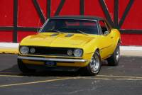 1967 Chevrolet Camaro -PRICED TO SELL-502 ENGINE/5 SPEED TRANS-STREET OUTLAW BUILD-SEE VIDEO-