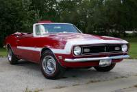 1968 Chevrolet Camaro -NUMBERS MATCHING INVESTMENT GRADE CONVERTIBLE-SEE VIDEO