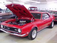 1968 Chevrolet Camaro SS Appearance Package- Built engine-Nice Paint- REAL 24 CODE V8
