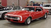 1968 Chevrolet Camaro SS LOOK-BUILT 355-SEE VIDEO