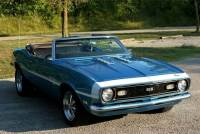1968 Chevrolet Camaro CONVERTIBLE-FULLY RESTORED-HIGH QUALITY