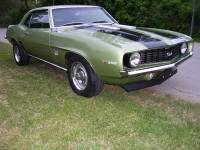1969 Chevrolet Camaro NUMBERS MATCHING-REAL SUPER SPORT SS