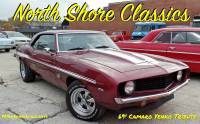 1969 Chevrolet Camaro YENKO CLONE-NEW PAINT JOB-X11CODE-ORIGINAL BILL OF SALE FROM DAY 1