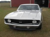 1969 Chevrolet Camaro SS-Real Super Sport-MINT-GROUND UP RESTORED