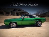 1969 Chevrolet Camaro -X44 CODE-RALLY GREEN SOLID 1ST GEN-