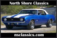 1969 Chevrolet Camaro -PRICE DROP-SS- CONVERTIBLE- 350/ AUTOMATIC OVERDRIVE 700R4-SEE VIDEO