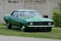 1969 Chevrolet Camaro -COPO CLONE-RESTORED BIG BLOCK-SEE VIDEO