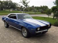 1969 Chevrolet Camaro -REAL X11 CODE-NICE PAINT-FLORIDA CAR-350 ENGINE-DRIVES GREAT-STUNNING-