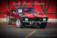1969 Chevrolet Camaro -Z/28 Tribute-NICE PAINT WITH 4 SPEED-PRO TOURING LOOK- SEE VIDEO