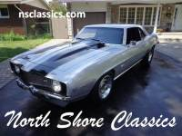 1969 Chevrolet Camaro -Z28 NICE SILVER AND BLACK COLOR COMBO-
