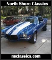 1970 Chevrolet Camaro -SPLIT BUMBER-383 STROKER V8-CRAGER WHEELS-