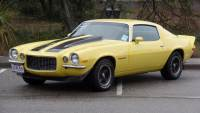 1970 Chevrolet Camaro RS-SPLIT BUMPER-NEW PAINT-RUST FREE FROM VIRGINIA-EASY FINANCING-SEE VIDEO