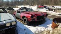 1971 Chevrolet Camaro SPLIT BUMPER PROJECT CAR-WE CAN RESTORE FOR YOU