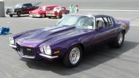1971 Chevrolet Camaro RS/Z28 SPLIT BUMPER PRO STREET NASTY BIG BLOCK 496-SEE VIDEO