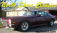 1971 Chevrolet Camaro -SPLIT BUMPER-