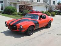 1971 Chevrolet Camaro Z28-540BB-740 HP-STREET MACHINE-FREE SHIPPING