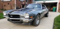 1972 Chevrolet Camaro -REAL SS- Z27 CODE- BIG BLOCK 454 - SEE VIDEO