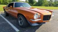 1973 Chevrolet Camaro -REAL SPLIT BUMPER-VERY NICE 2ND GENERATION-CALL US TODAY-